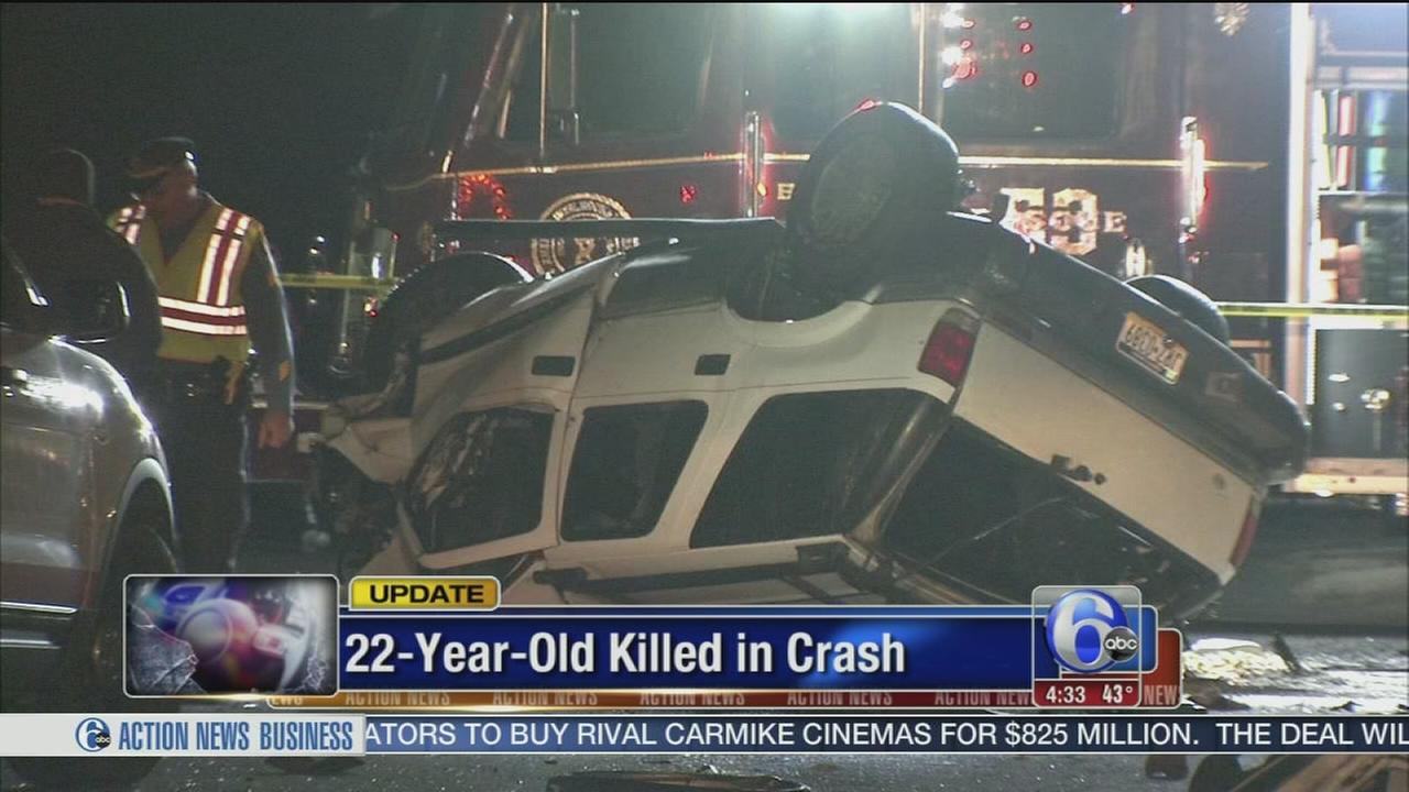 22-year-old killed in Croydon crash