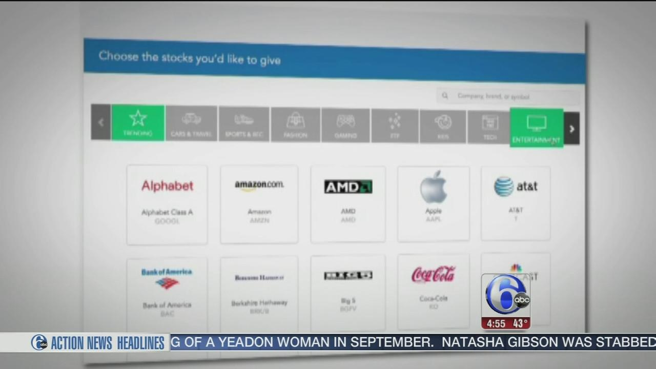 Consumer Reports: Purchasing stocks as holiday gifts