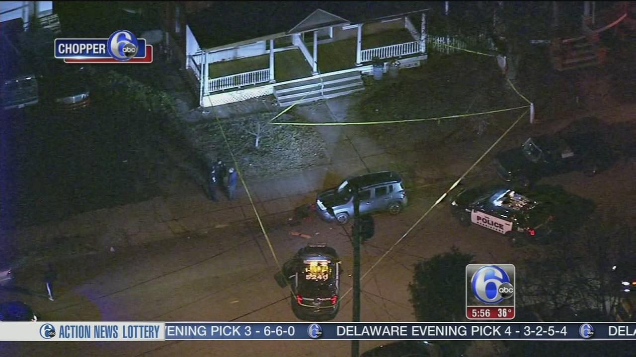 Person falls from roof in Norristown, Pa.