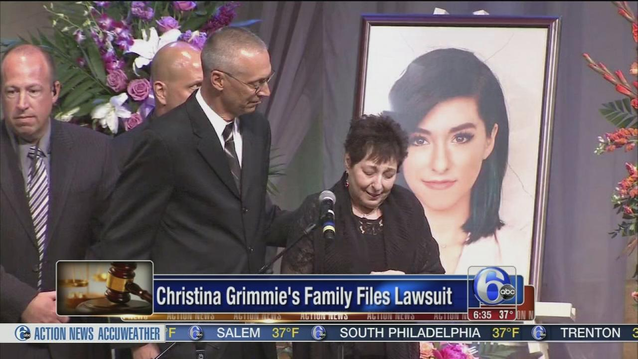 Grimmies family files lawsuit