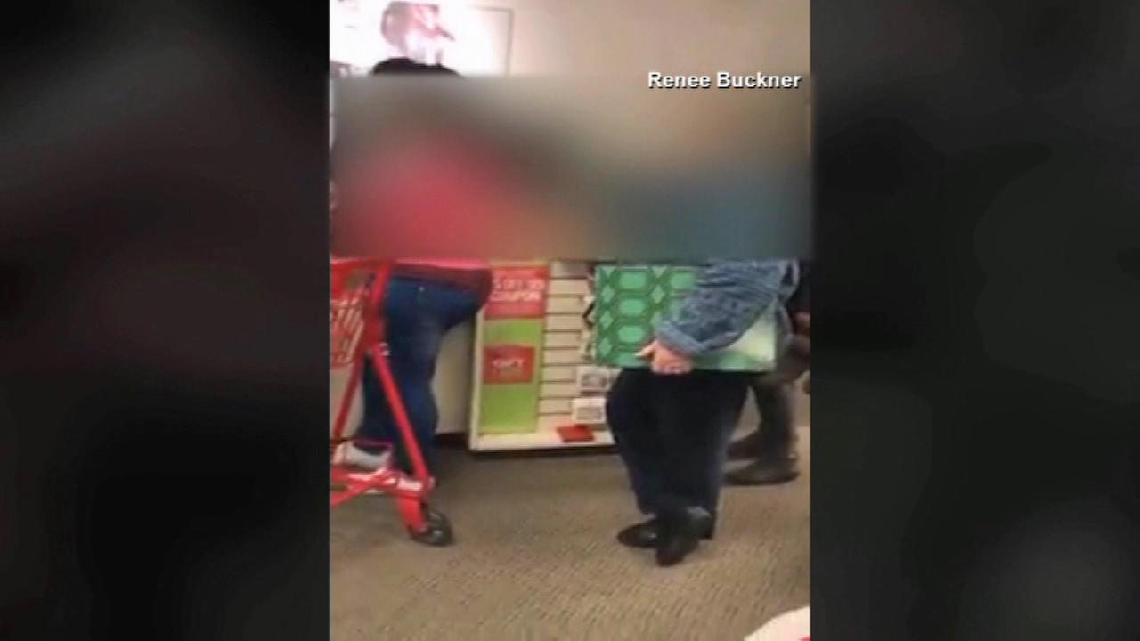 VIDEO: Woman goes on racist rant in JC Penney store