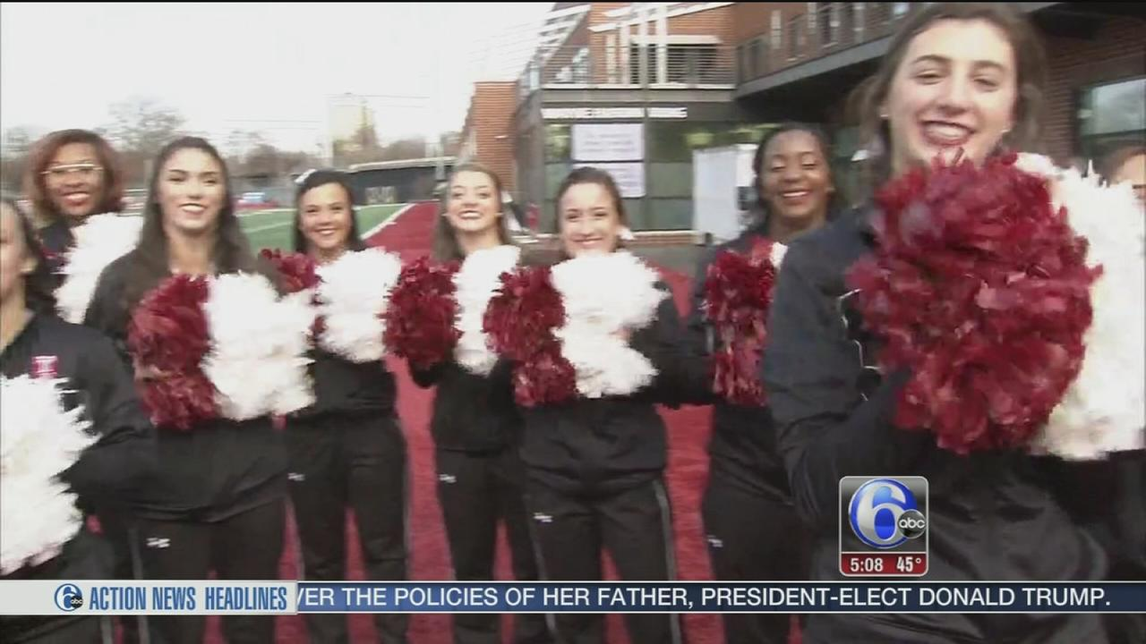 Temple Owls head to Annapolis for Military Bowl