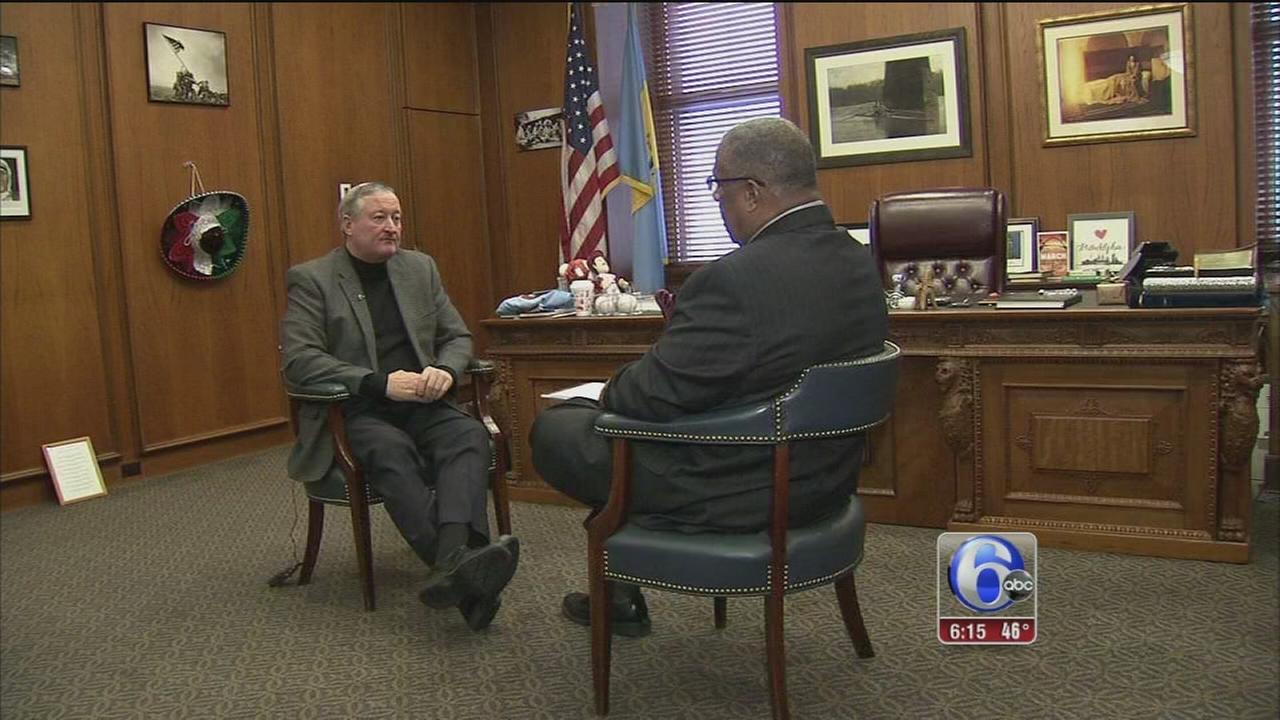 Mayor Kenney reflects on his first year
