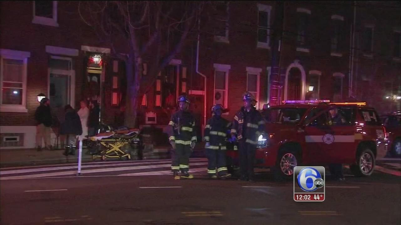 Man dead in Fishtown fire