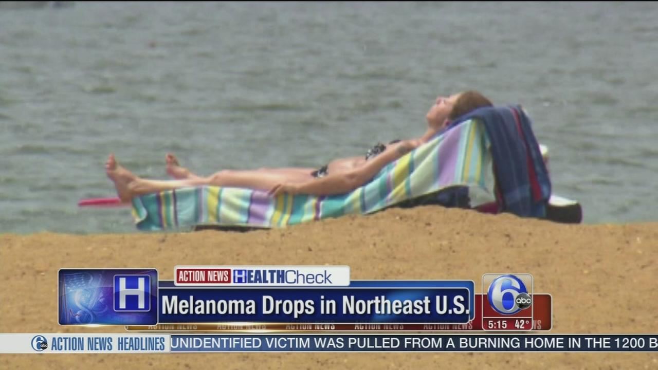 VIDEO: Skin cancer drop in Northeast bucks rising rates elsewhere
