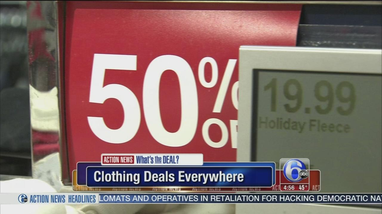 VIDEO: Post-holiday deals worth waiting for