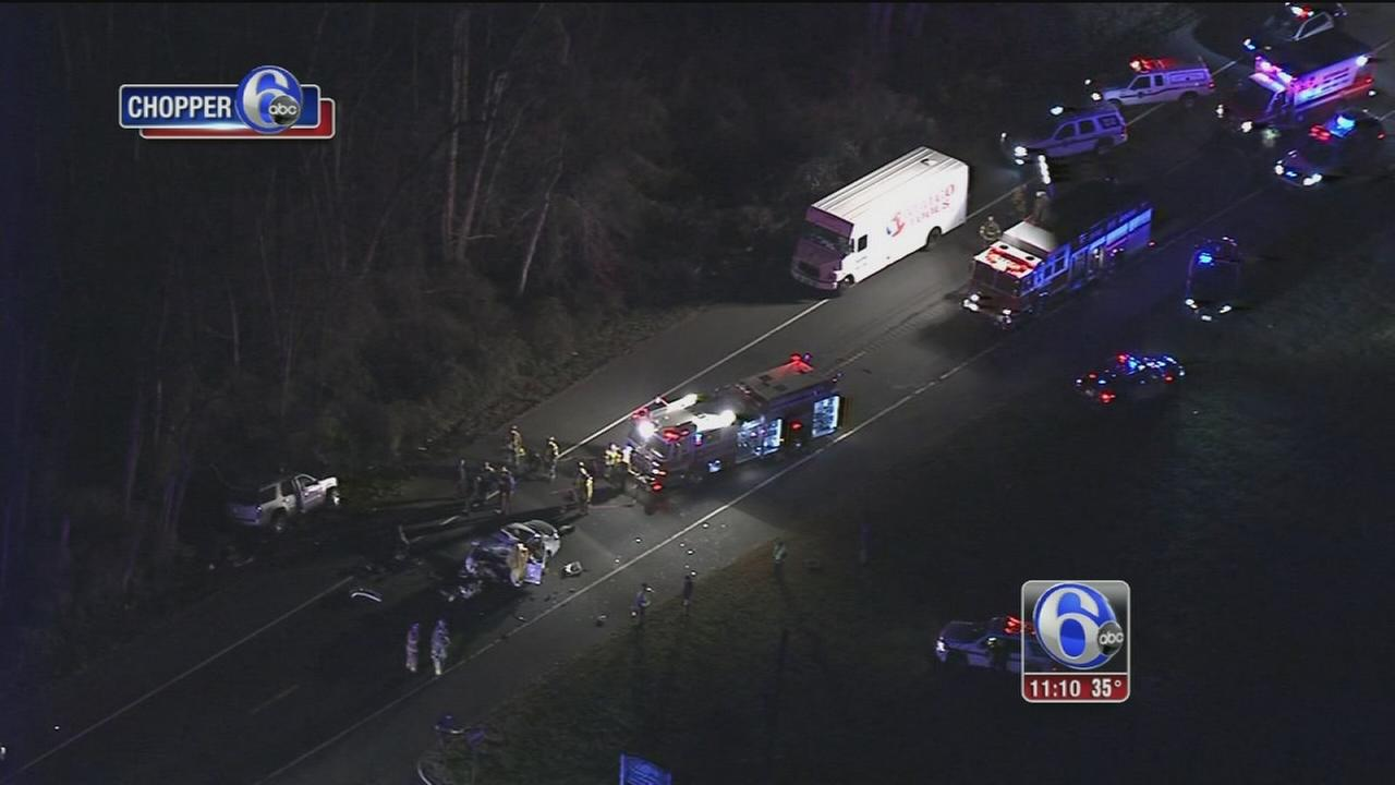1 dead after Route 70 crash in Medford