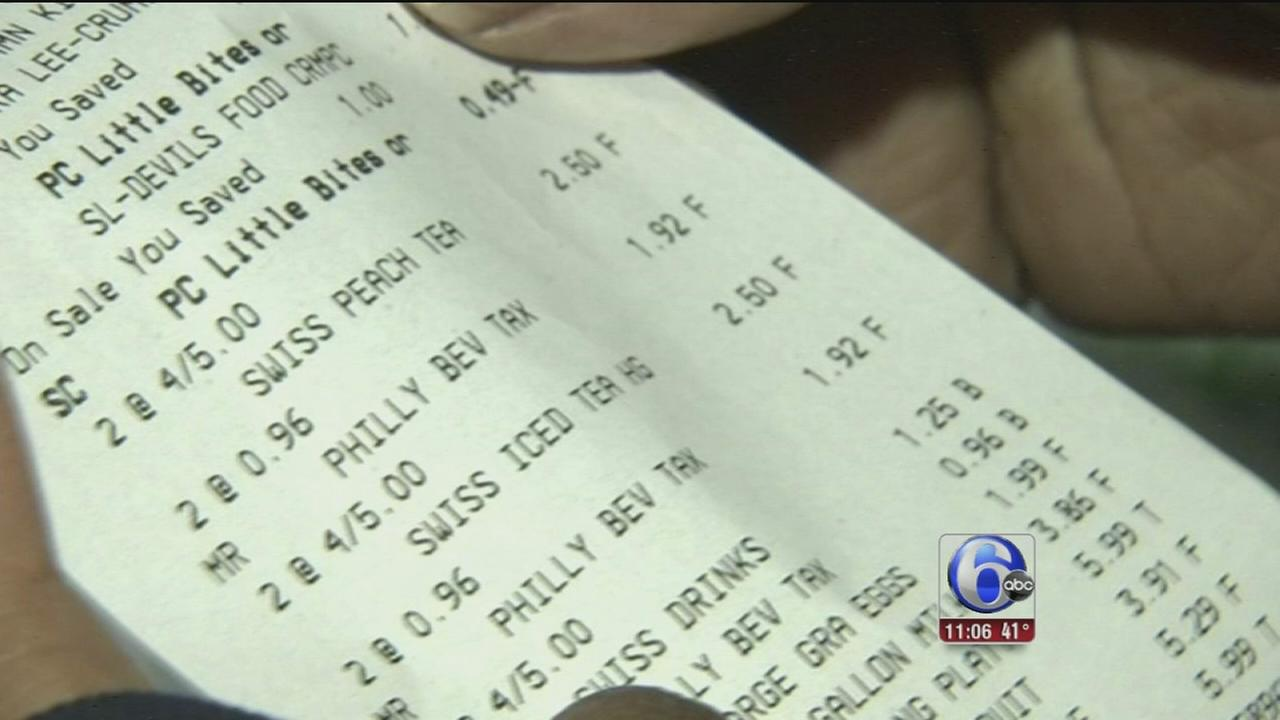 Beverage tax reality hits customers