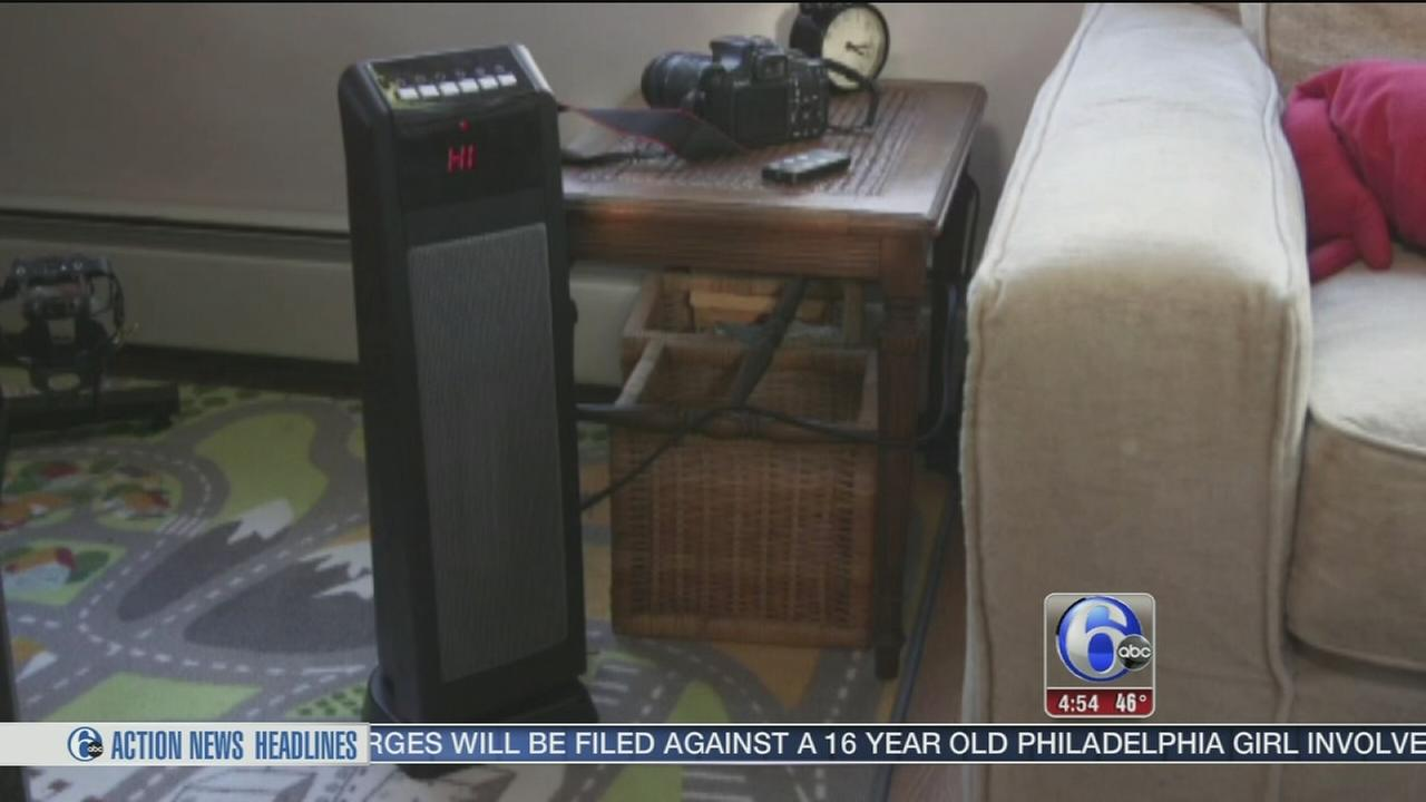 Consumer Reports: Safe and efficient space heaters