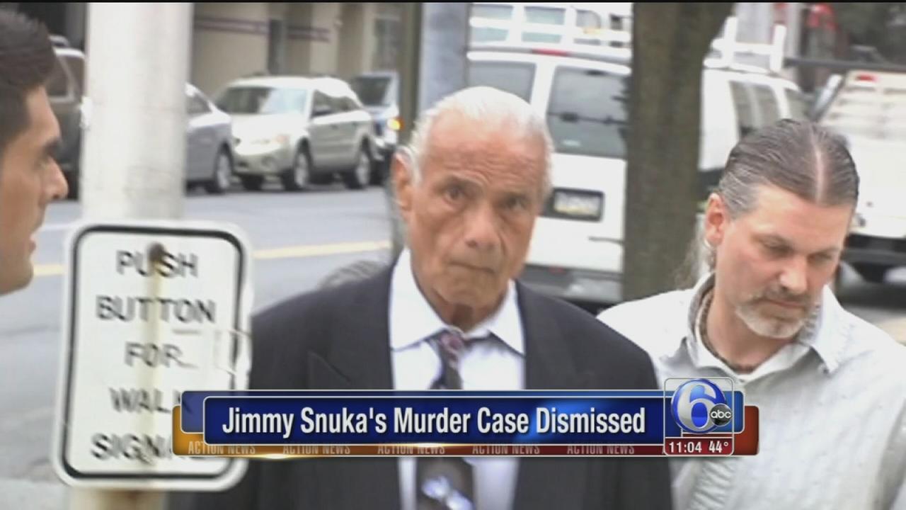 Murder case dismissed against Jimmy Snuka