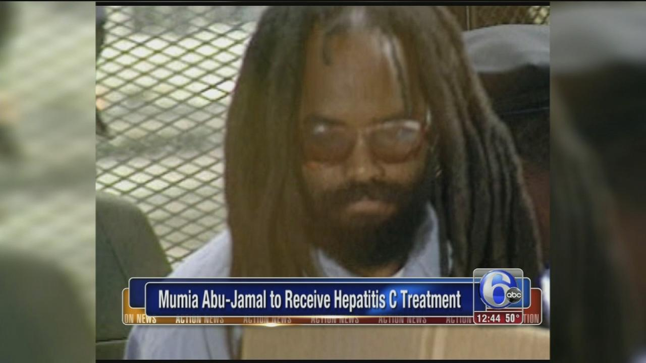 VIDEO: State ordered to provide Abu-Jamal with hep C treatment
