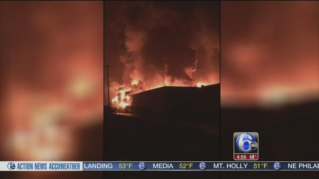 Investigation into Lehigh County greenhouse fire