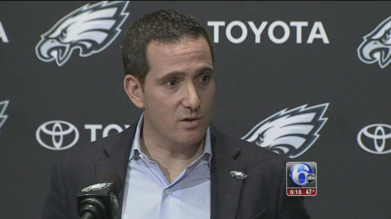 Howie Roseman gives Eagles season review