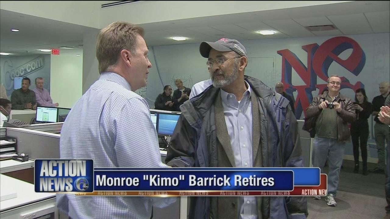 Kimo retires