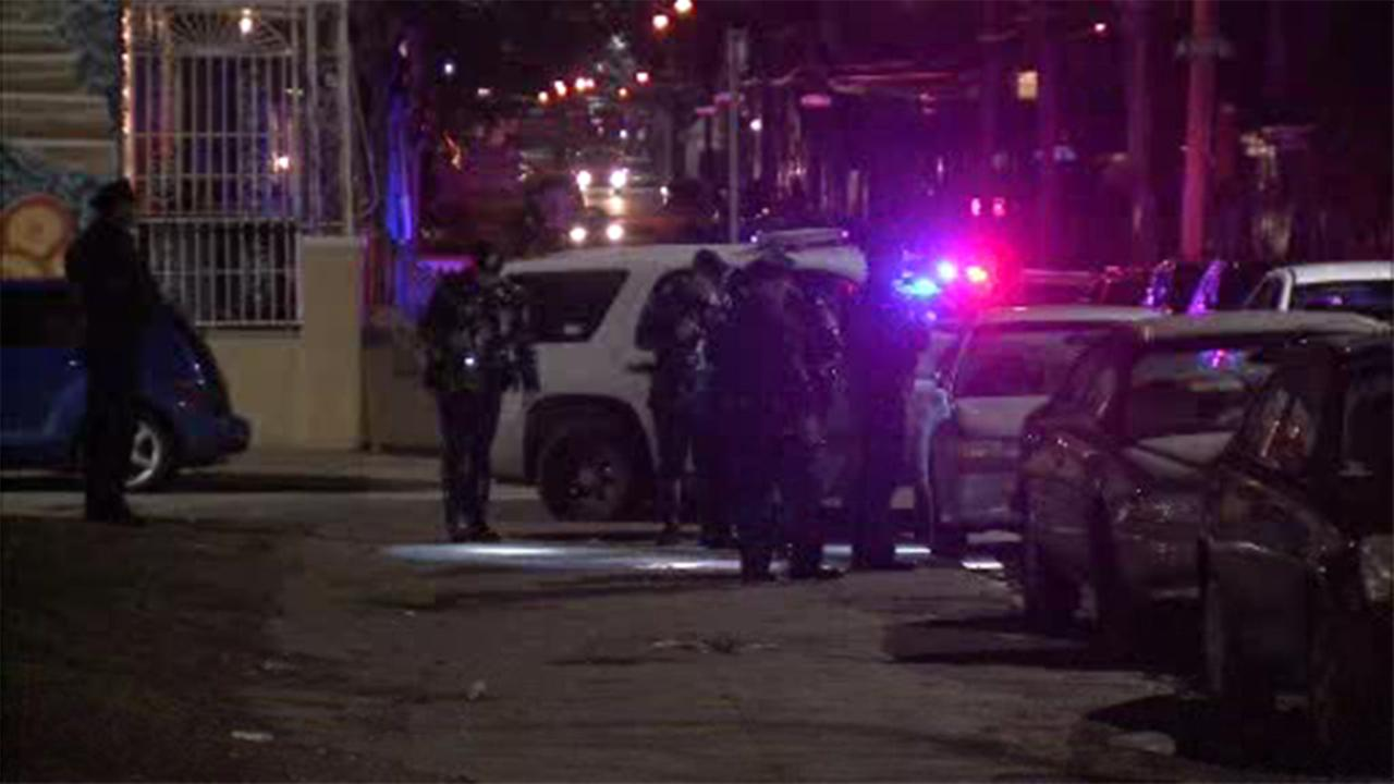 A 45-year-old man is critical after being gunned down in Philadelphias Kensington section.