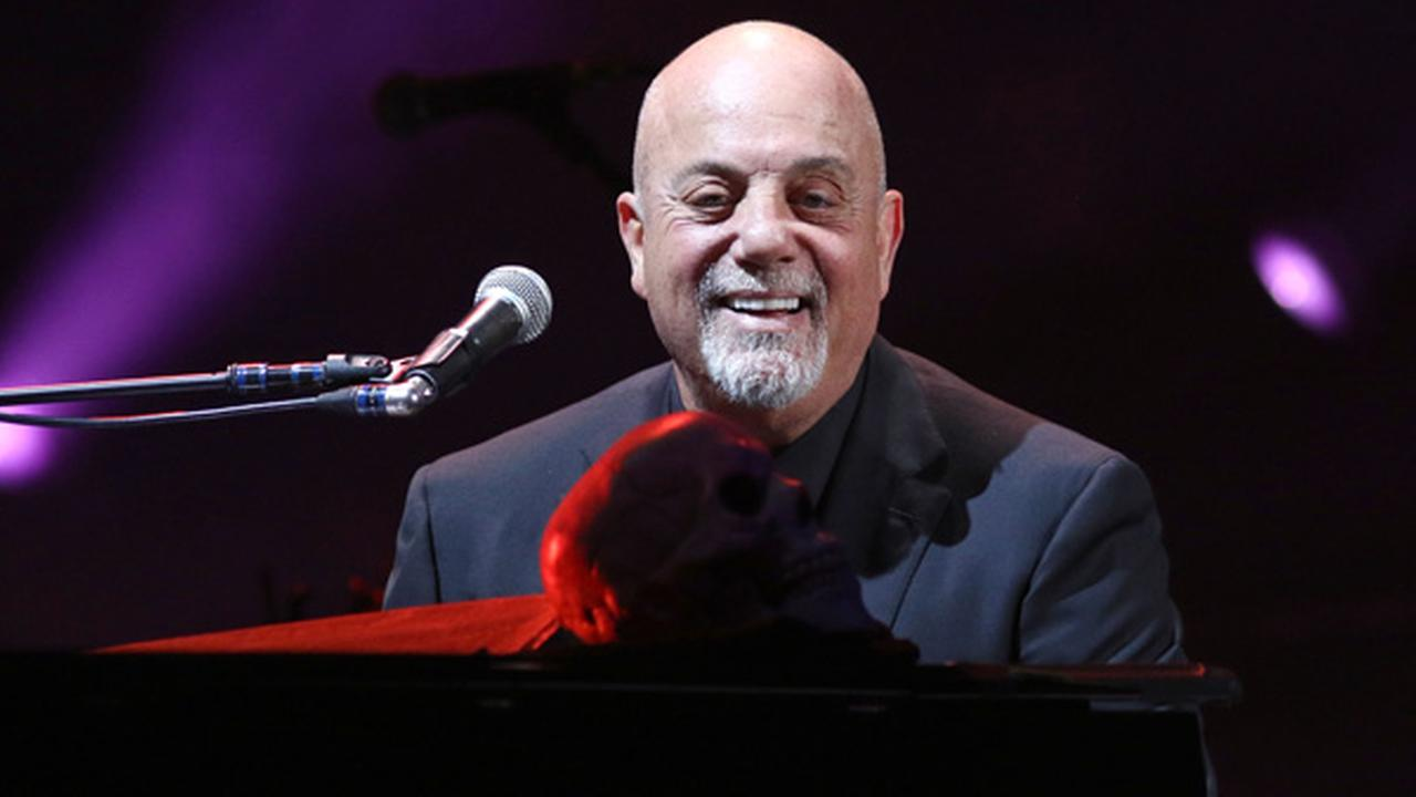 Billy Joel performs in concert at Madison Square Garden on Friday, October 28, 2016, in New York.