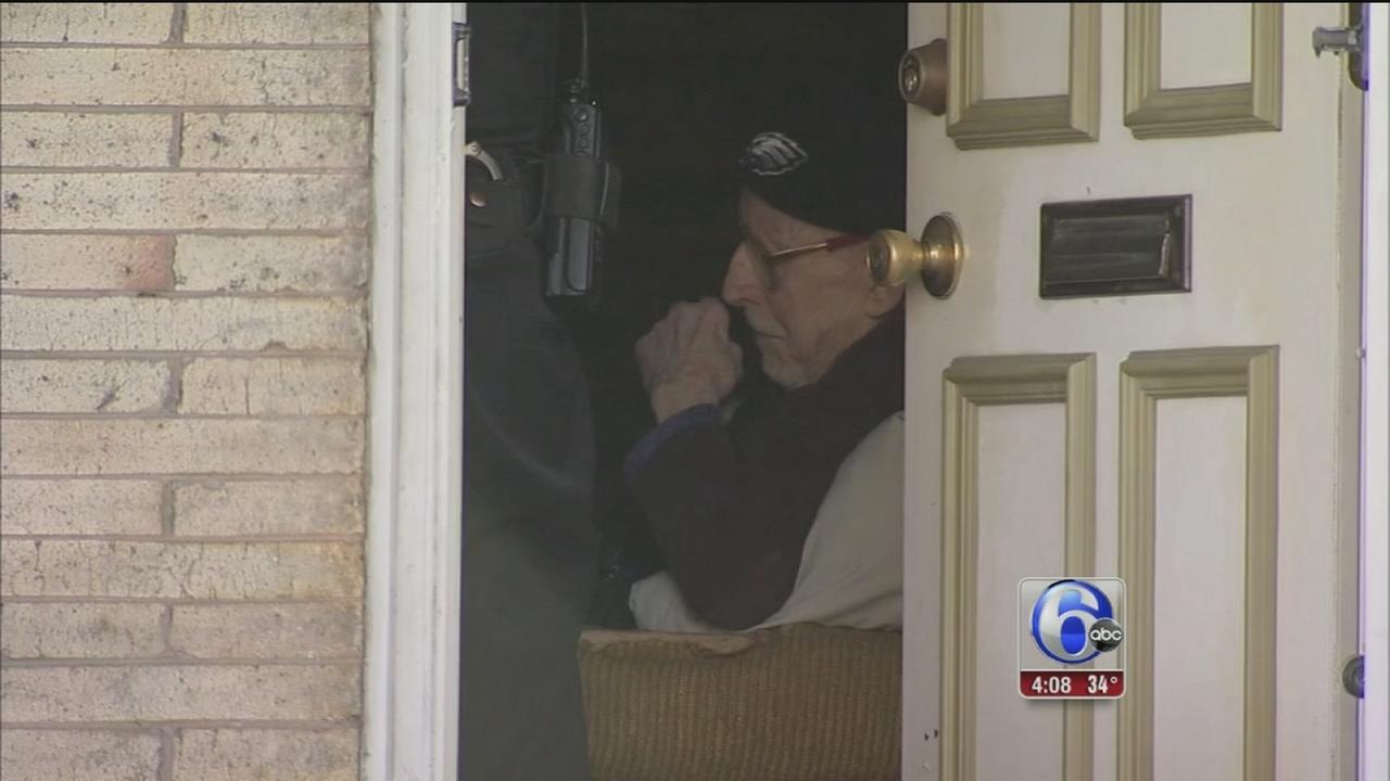 Man, 87, victim of Port Richmond home invasion