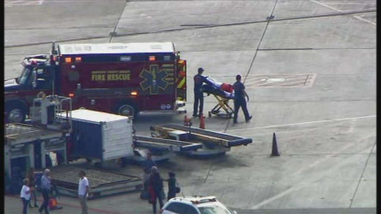 Deadly shooting at Ft. Lauderdale airport