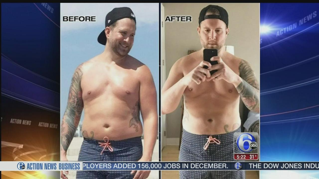 Man uses ?Megaformer? to lose nearly 40 pounds