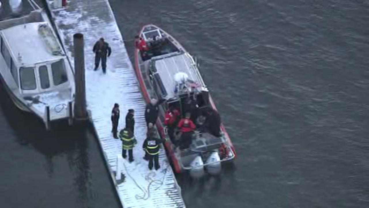 Coast Guard responds to medical emergency on barge along Delaware River