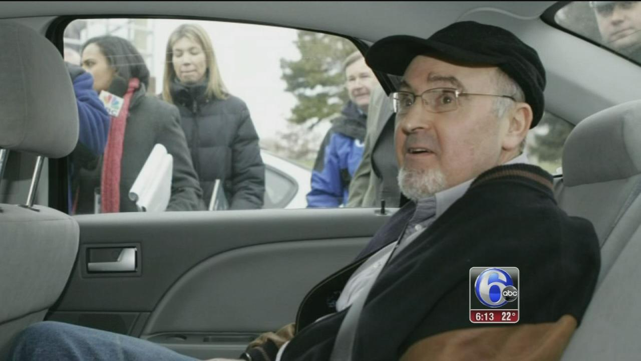 Ex-Ivy League professor convicted in wifes death is freed