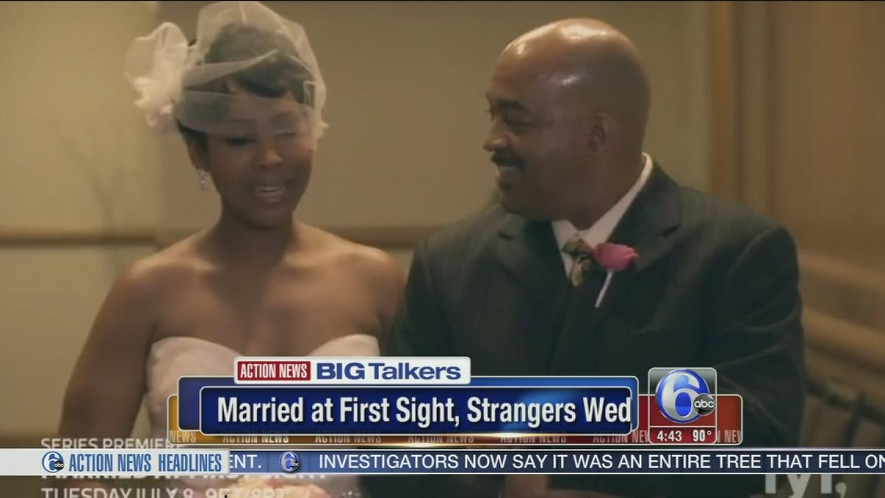 VIDEO: Couples meet, then marry, on new reality show
