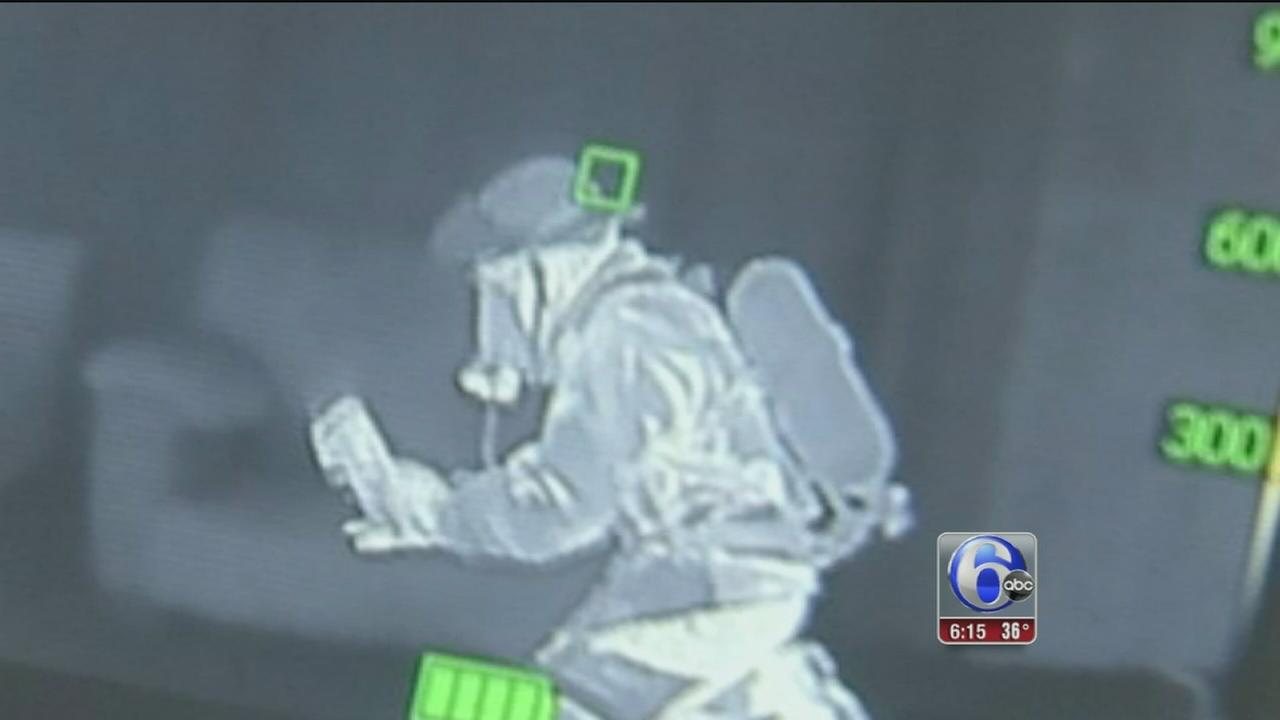 Thermal imaging for Philadelphia firefighters