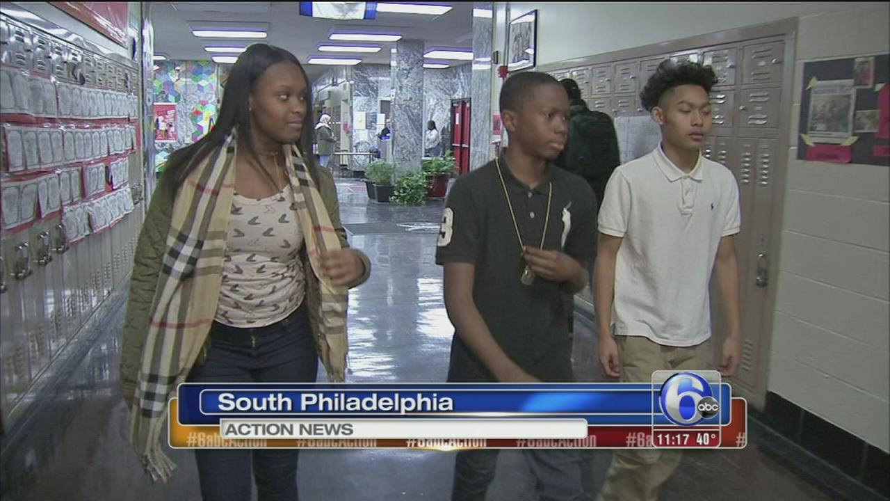 Community helps send S. Philly students to White House