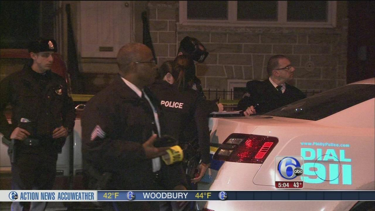 Man shot during robbery in West Philadelphia