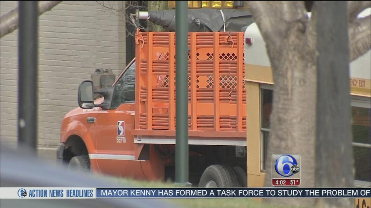 Officials: Passerby shoots man trying to carjack SEPTA vehicle