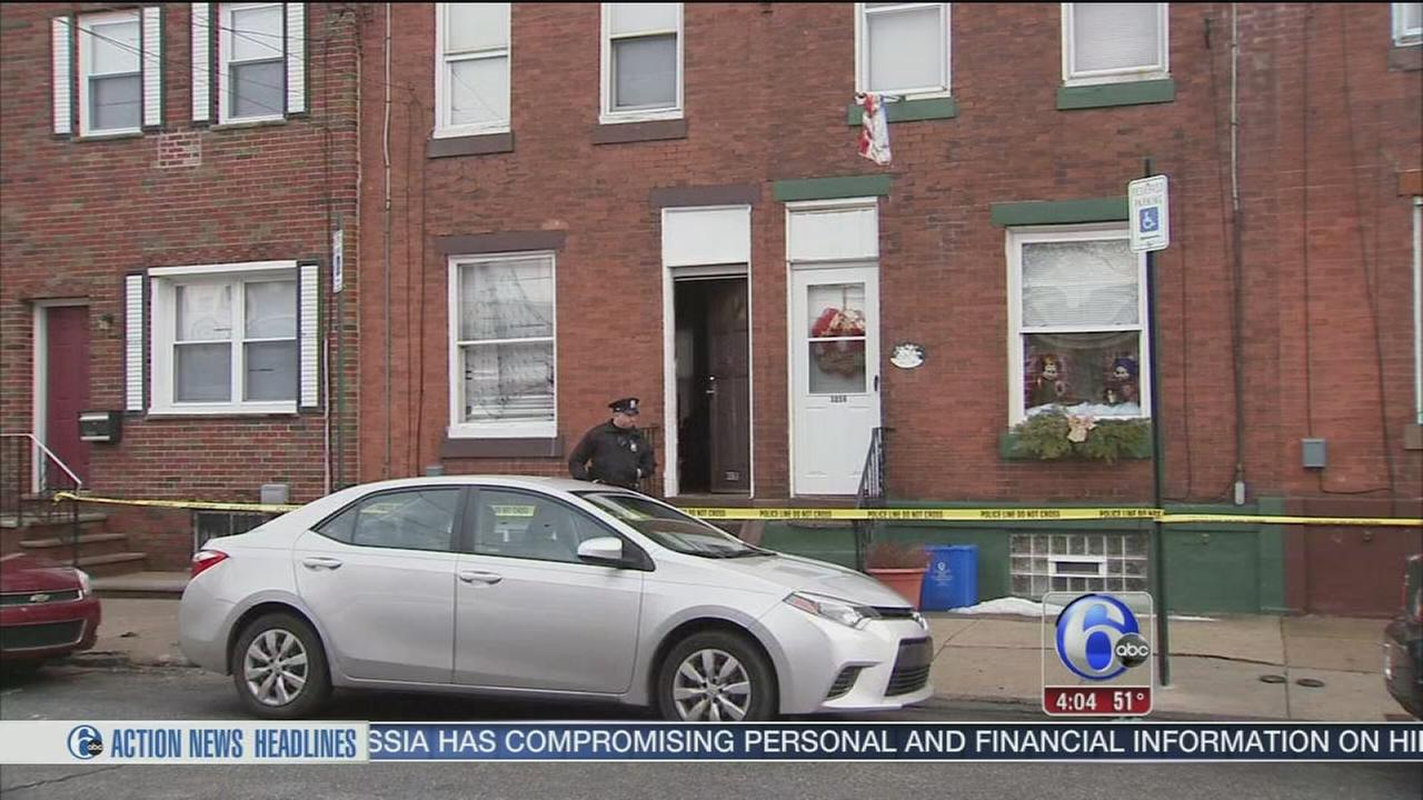 Home invasion robbery in Port Richmond
