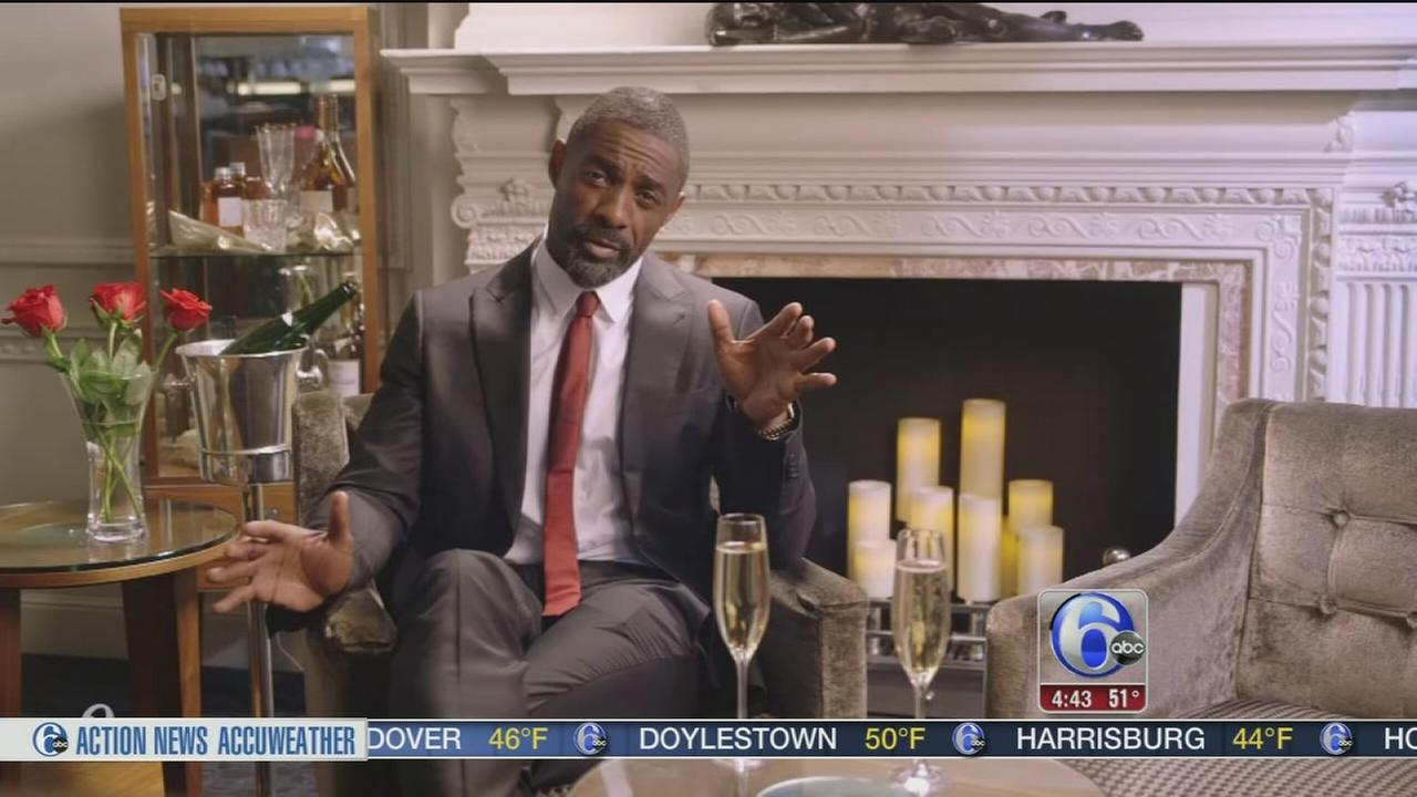 Idris Elba raffles off Valentines Day date for charity