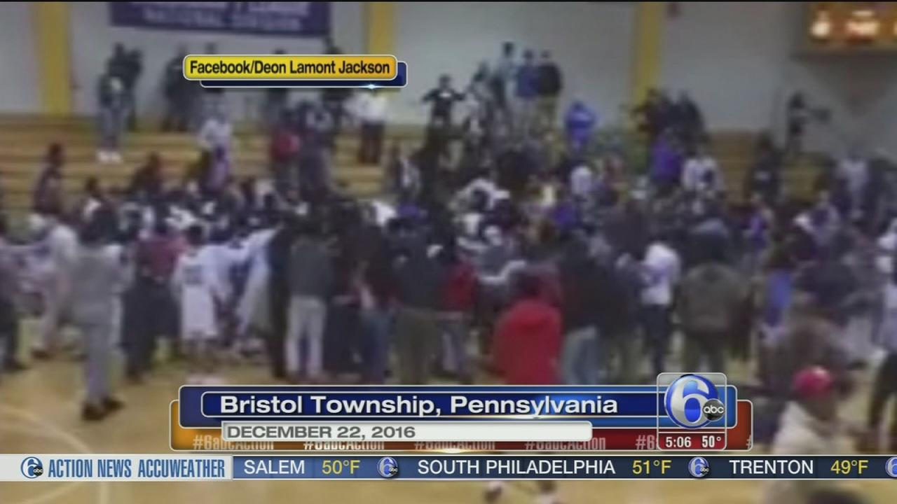 Bristol fight