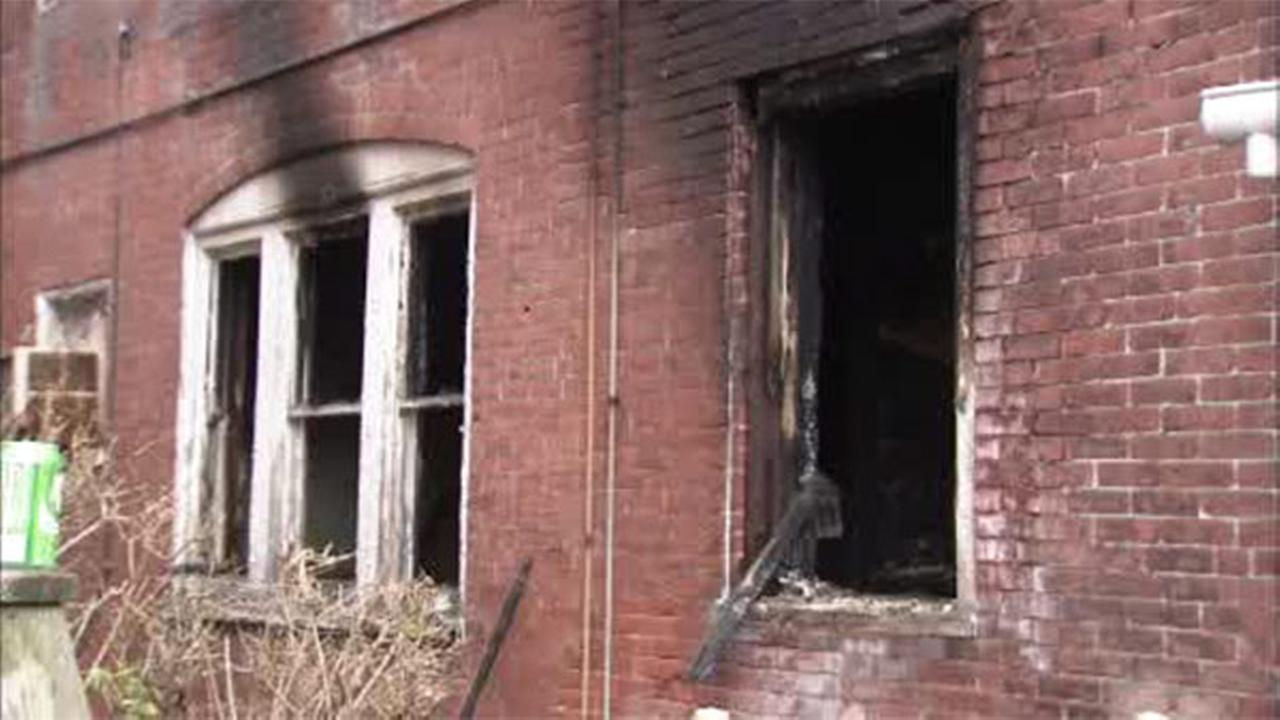 Woman hospitalized, her 6 cats die in Overbrook house blaze