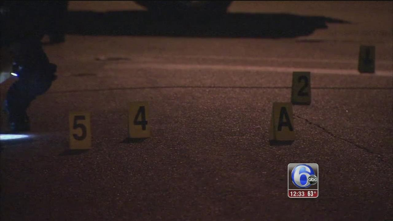 Man killed while working on his car in West Oak Lane IDd
