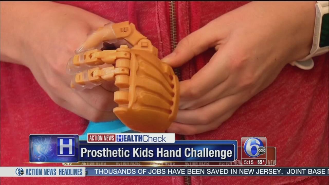 HK - Prosthetic kids