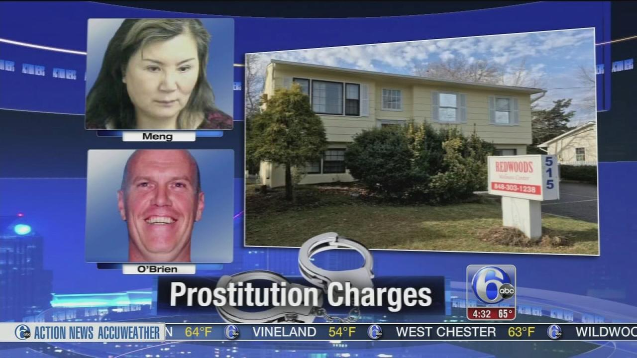 2 charged in Toms River prostitution case