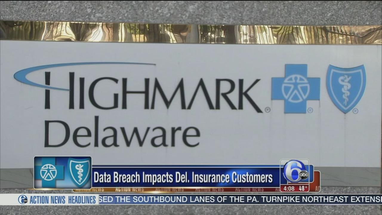 Health insurance data breach affects thousands in Delaware