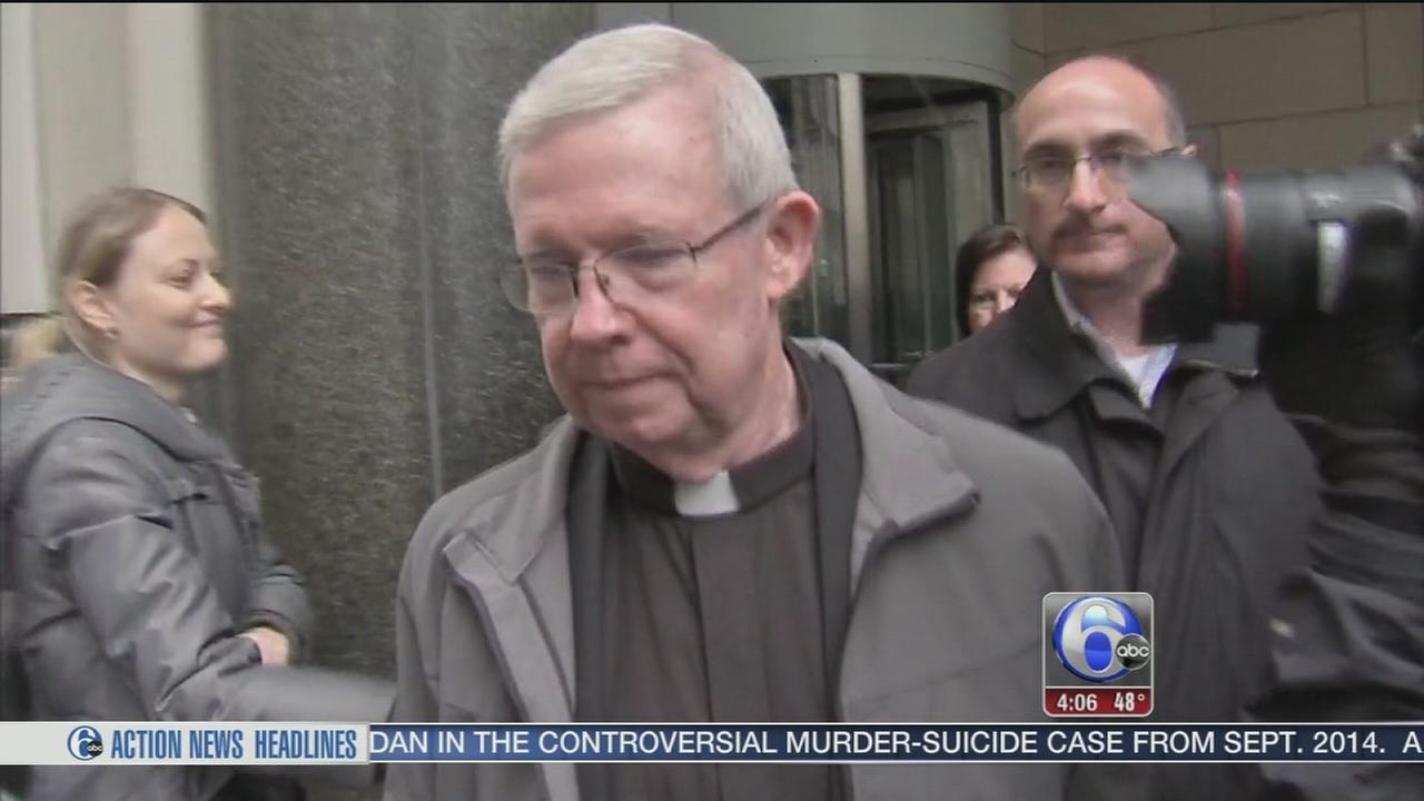 Monsignor William Lynn seeks to stop retrial