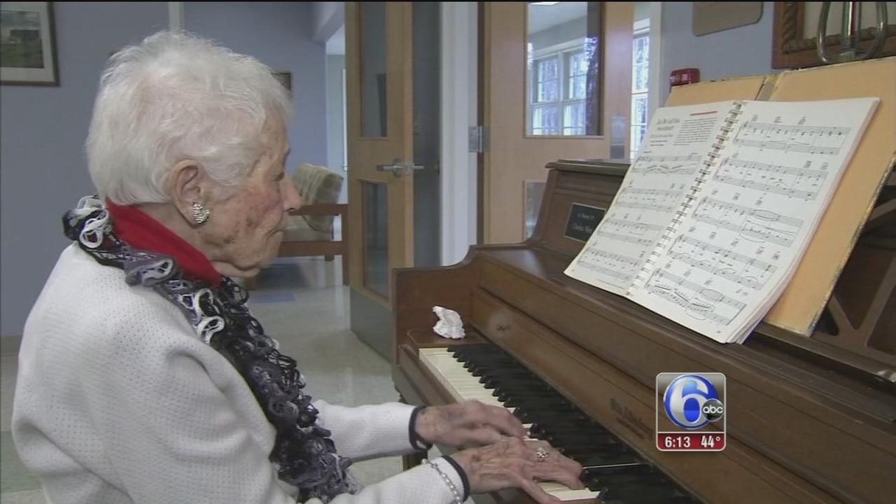 NJ woman turns 100