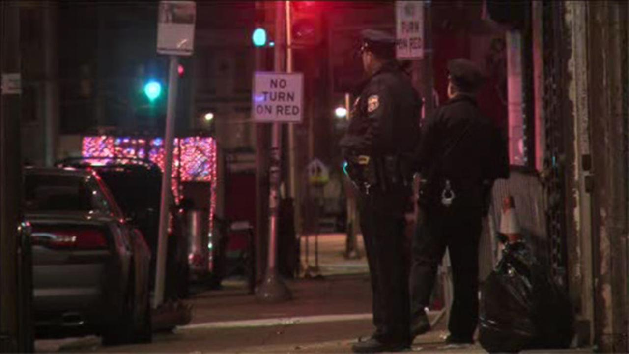 Argument ends in triple shooting in Strawberry Mansion