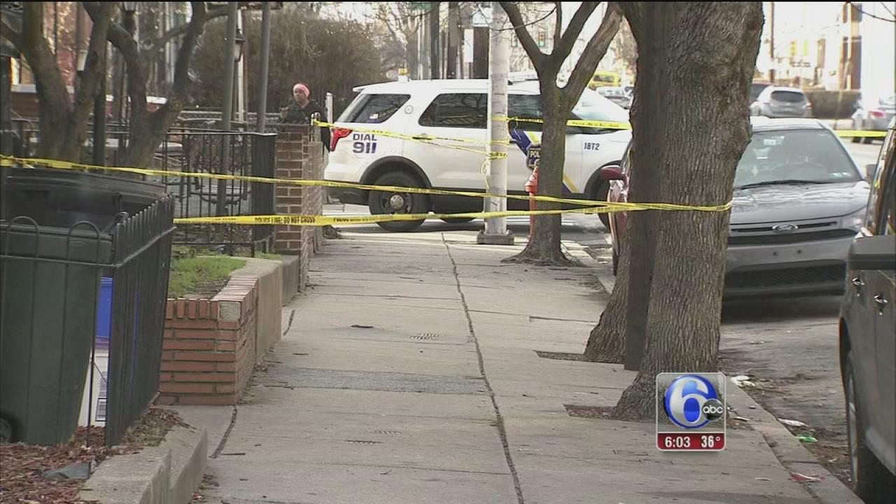 Man shot multiple times, killed in West Philadelphia