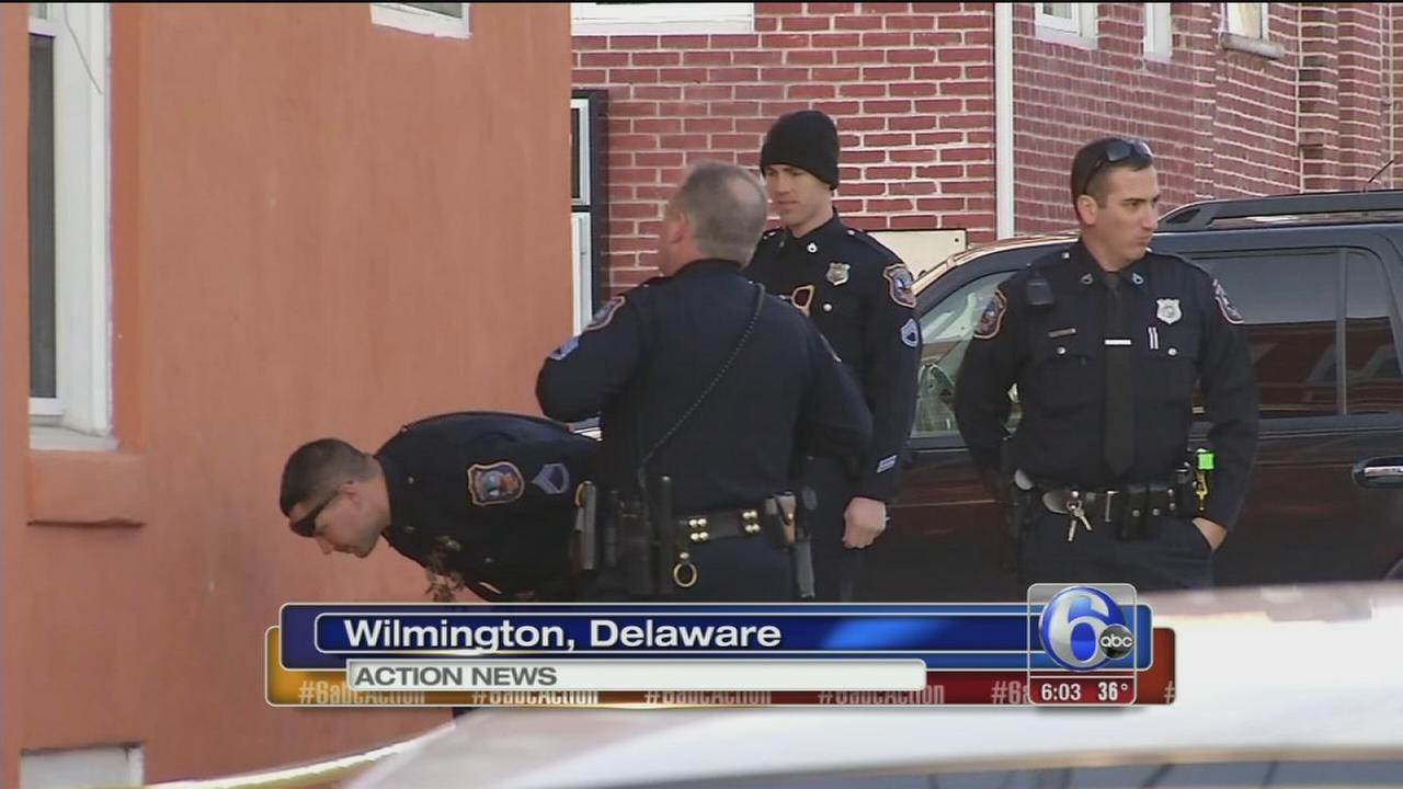 Man critically injured in Wilmington shooting