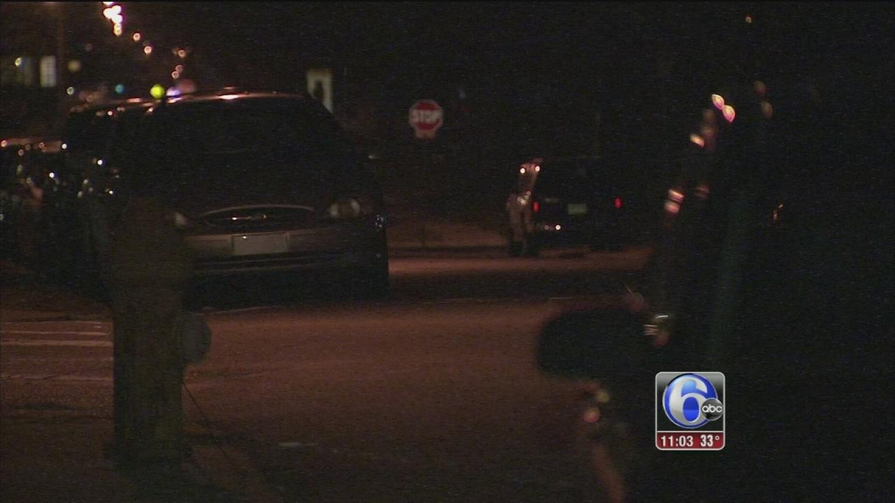 Pizza delivery driver robbed in Tacony