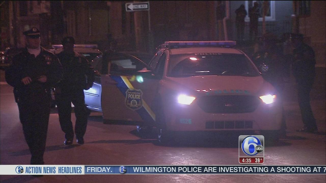 Man found shot on sidewalk in West Philadelphia