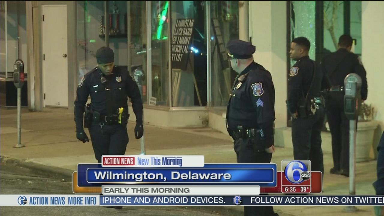Man fighting for life after Wilmington shooting