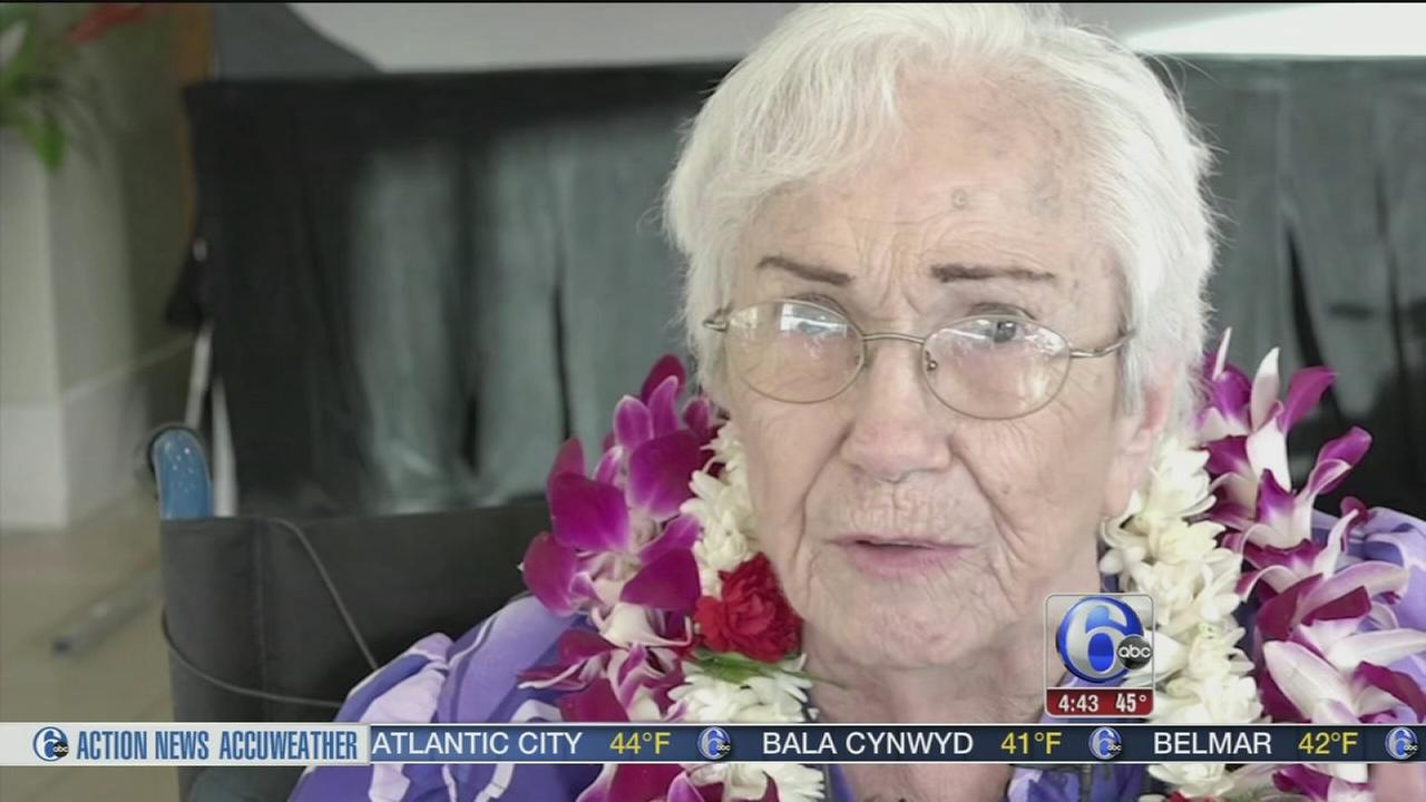94-year-old woman graduates from college with 4.0 GPA