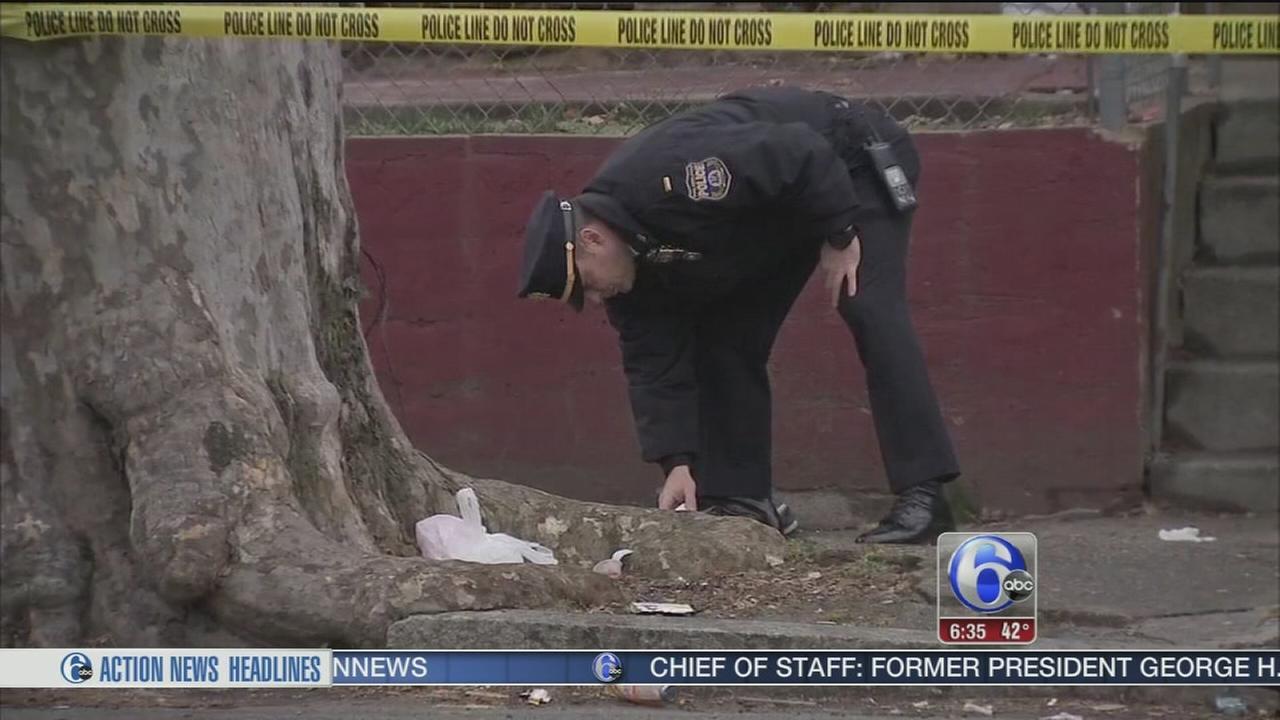 Teen shot in hip, robbed of iPhone in Germantown