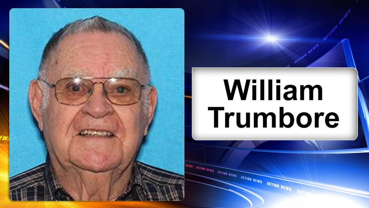 Search for missing elderly man in Montco