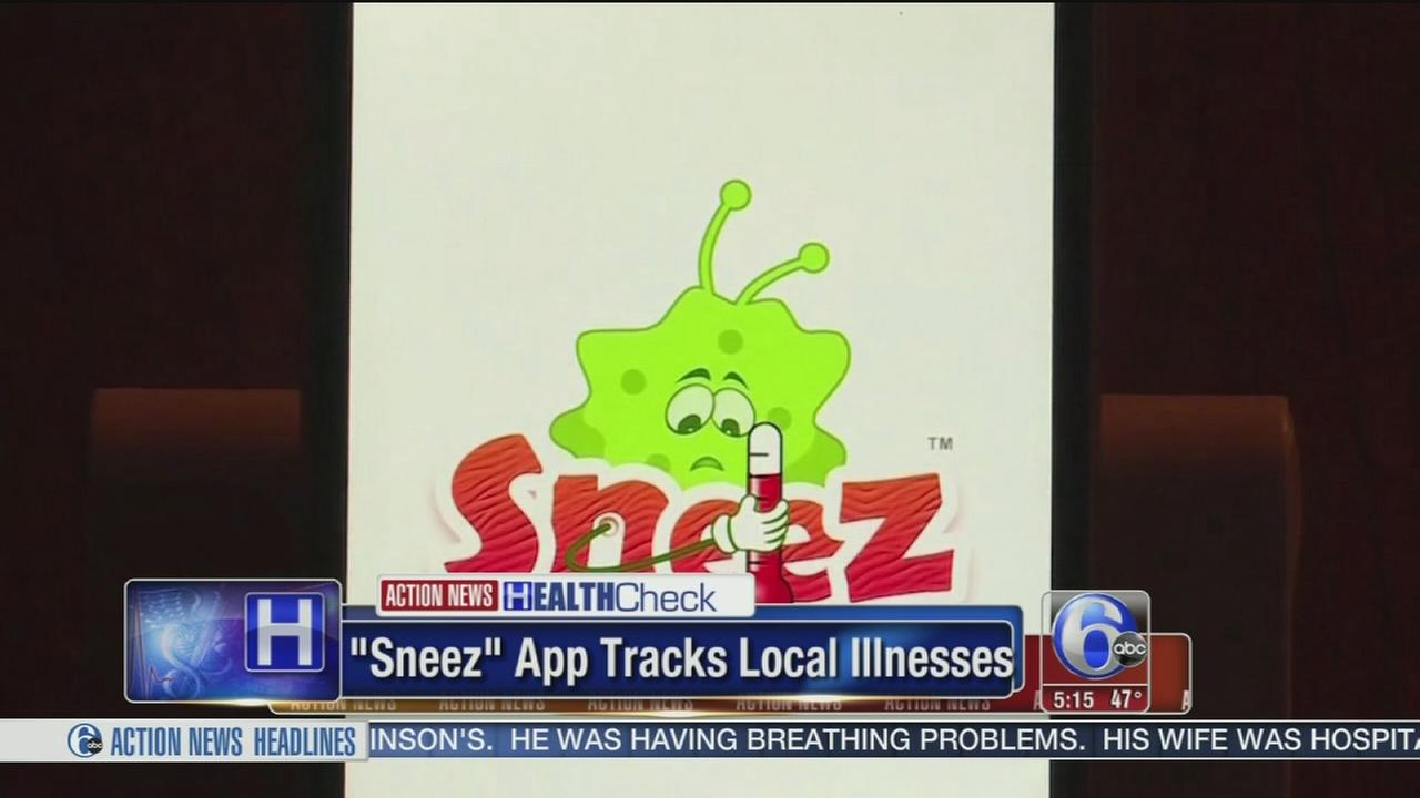 Doctor creates Sneez app to track local illnesses